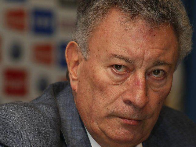 Segura: Nadie tiene hoy atribuciones para elegir al técnico del seleccionado argentino