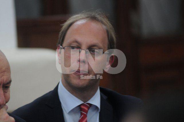 Análisis. El ministro de Economía evaluó el impacto de la crisis de la Unión Europea.
