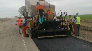 Invertirán más de $ 294 millones para repavimentar la Ruta Provincial Nº 2