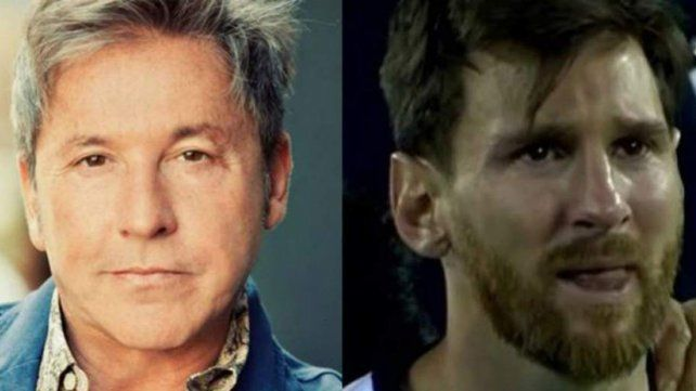 La emotiva carta de Ricardo Montaner para Messi