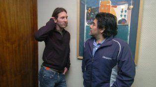 Maradona: Messi tiene que seguir