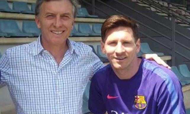 Macri llamó por teléfono a Messi para pedirle que se quede en la Selección