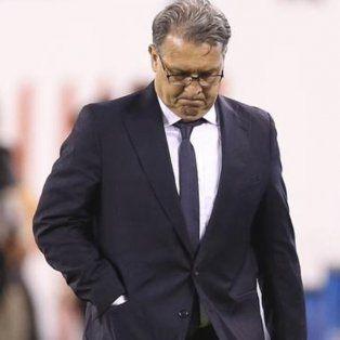 El Tata continuará frente al Seleccionado Argentino.// EFE.