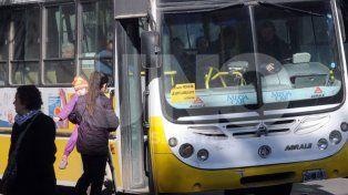 cortes de transito y desvios de colectivos por trabajos de assa
