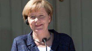 Dura advertencia de Merkel a Londres para que mantenga la libre circulación de ciudadanos