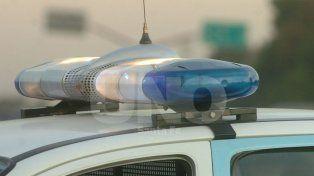 Detuvieron a tres delincuentes con una escopeta recortada