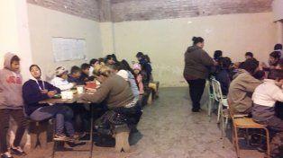 El único comedor solidario nocturno de la ciudad pide ayuda para poder seguir funcionando
