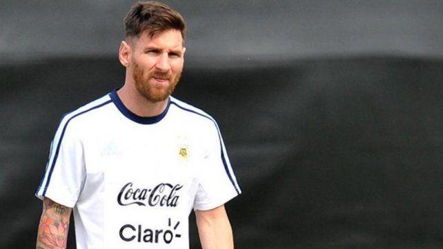 Messi estuvo en Rosario, se fue a descansar y hay optimismo en que revierta su decisión