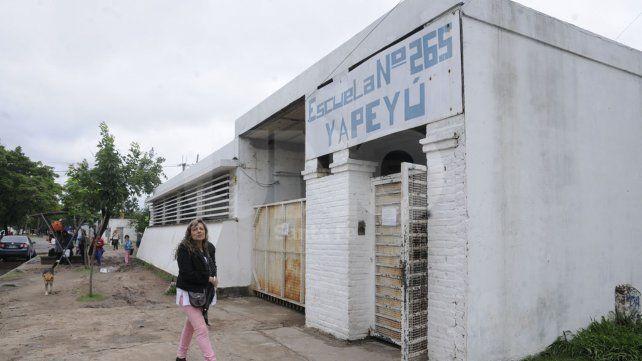 La escuela de barrio Yapeyú
