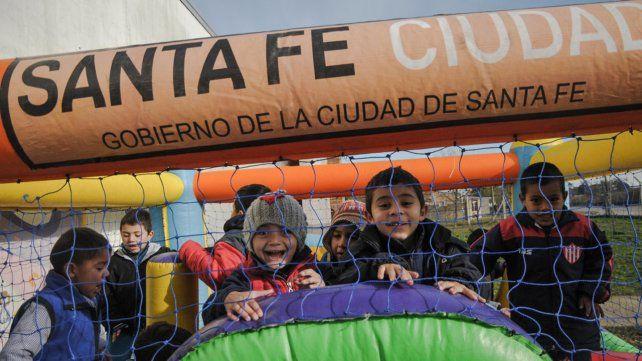 El barrio Nuevo Horizonte celebró el quinto aniversario de su Centro de Salud