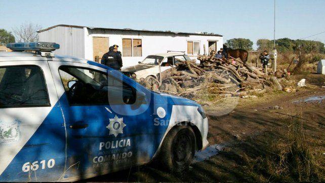 B° La Nueva Tablada: tiroteo entre delincuentes que disputan ese territorio por la venta de drogas