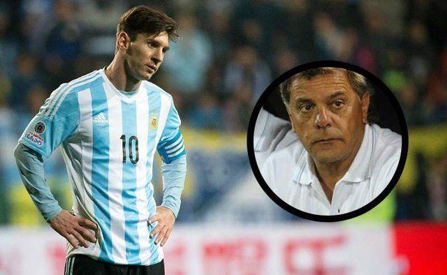 Ex preparador físico de la Selección destrozó a Messi