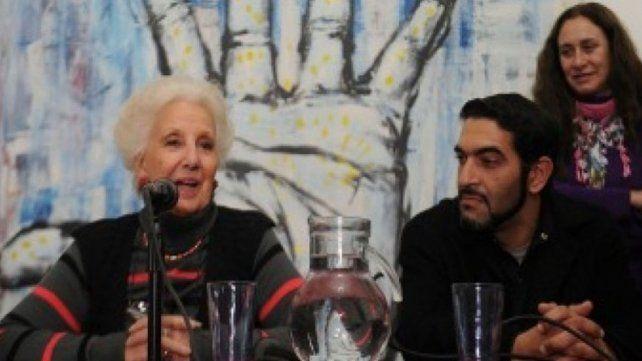 Abuelas de Plaza de Mayo anunciaron la recuperación del nieto 120
