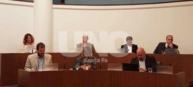 Los concejales de la oposición demoran la recuperación de Santa Fe