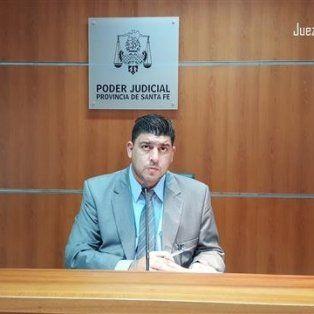 El nuevo juez. Gonzalo Basualdo fue designado por sorteo. Se estima que asumiría al frente de la causa el lunes, cuando terminen de ser notificadas todas las partes de la investigación.
