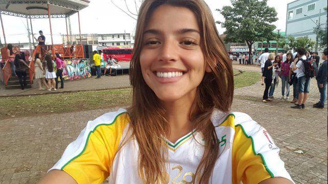 Llevó la Antorcha Olímpica y despertó críticas de los deportistas argentinos