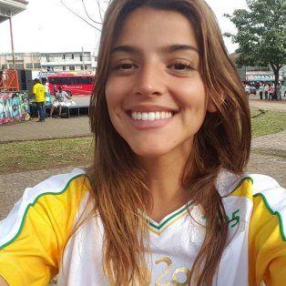 llevo la antorcha olimpica y desperto criticas de los deportistas argentinos