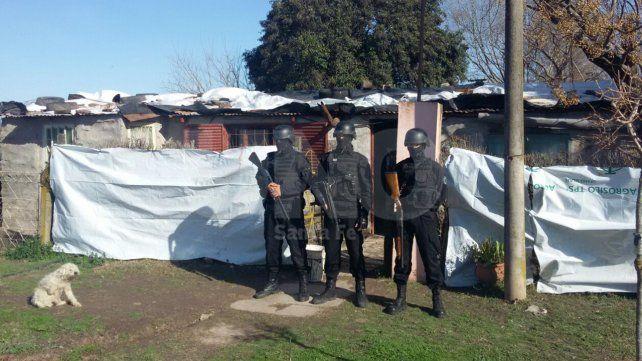 Detuvieron a integrantes de una banda de ladrones de ganado vacuno