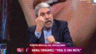 ¿Los manda el patroncito?, el cuestionamiento de Aníbal a los periodistas