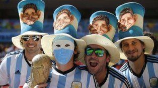 Hinchas argentinos se juntarán para pedirle a Messi que no se vaya de la Selección