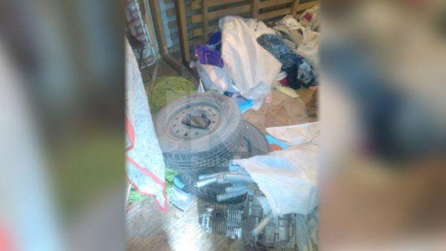 Recuperaron objetos robados a familias que padecieron la última inundación