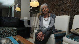 Año Saer. La periodista participó del lanzamiento de una serie de actividades de reconocimiento al autor de Cicatrices.
