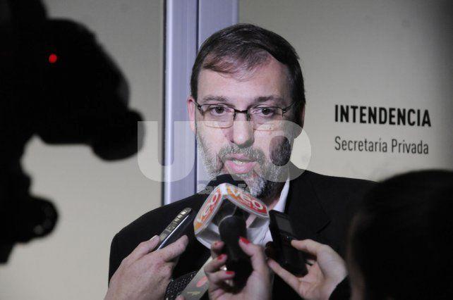 A cargo. Jorge Nessier integra la Unidad Especial de Homicidios y es interino en la Fiscalía Regional I.