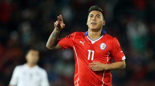 El chileno Vargas y una frase que humilla a todos los argentinos