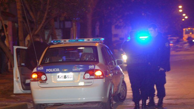 Asesinaron a dos hombres este sábado en Barrio Santa Rosa de Lima