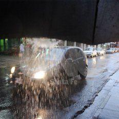 Alerta por tormentas fuertes y posible caída de granizo para Santa Fe