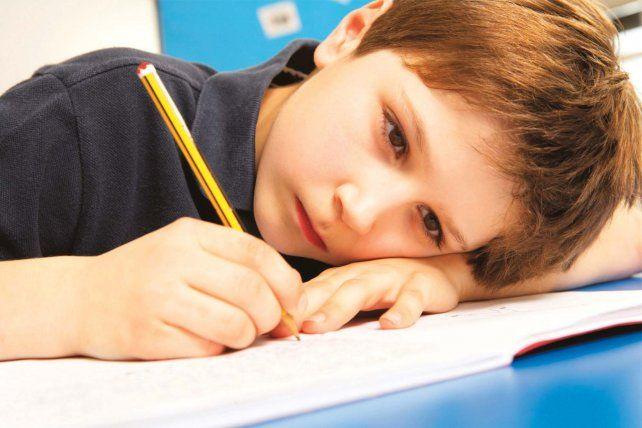 Los síntomas del estrés en los niños, sus causas y consecuencias