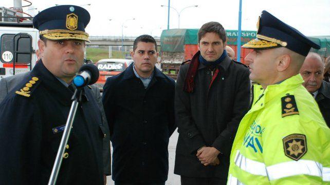 Asumió el nuevo jefe de la Policía de Seguridad Vial