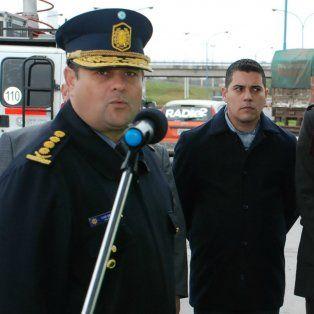 asumio el nuevo jefe de la policia de seguridad vial