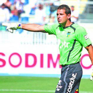 Jorge Carranza, surgido futbolísticamente de Instituto, estuvo en OHiggins de Chile desde 2014.