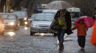 Rige un alerta por tormentas fuertes que abarca a nuestra provincia