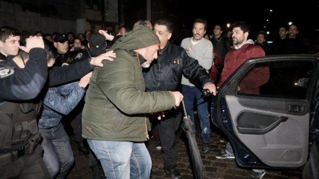 Imputaron por daños a Martínez Rojas y al grupo que atacó Tiempo Argentino