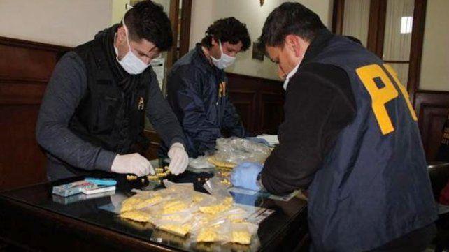 Secuestraron cerca de 35.000 pastillas de éxtasis en la aduana de Paraná
