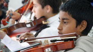SOS Música celebra el Bicentenario