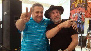 Amado Boudou se afilió al partido que lidera Luis DElía