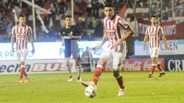 Mauricio Martínez contó como fueron sus inicios en Unión.