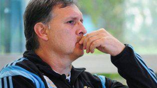 Renunció el Tata Martino a la Selección Argentina