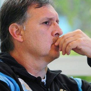 renuncio el tata martino a la seleccion argentina