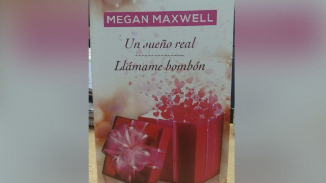 Este miércoles pedí una nueva entrega de la novela de Megan Maxwell