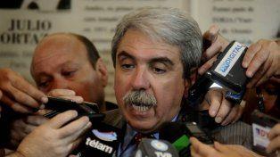 Una denuncia por insolvencia fraudulenta complica la situación de Aníbal Fernández