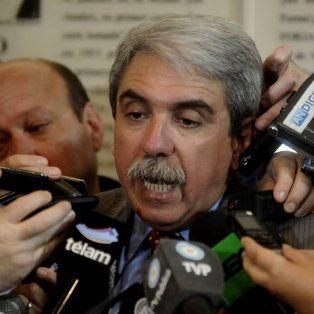 anibal fernandez renuncio como presidente de la confederacion argentina de hockey