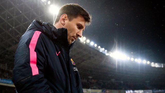 Condenaron a Messi a 21 meses de cárcel por fraude fiscal