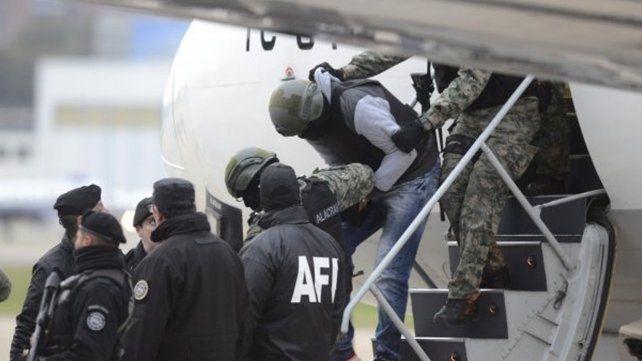 Pérez Corradi tuvo un doble falso y el verdadero se disfrazó de policía en Aeroparque