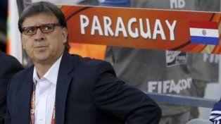 Gerardo Martino, ¿DT de la Selección de Paraguay