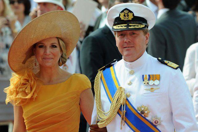 Preocupación por la reina Máxima: sufrió una ligera conmoción cerebral tras una caída