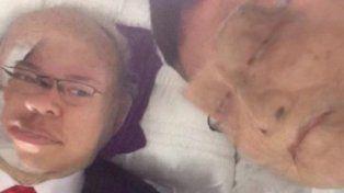Usó snaptchat en un funeral e intercambió rostros con el muerto